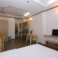 Отель NYT Home Tay Ho No.3 удобства в номере
