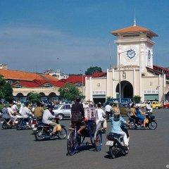 Отель Sofitel Saigon Plaza Вьетнам, Хошимин - отзывы, цены и фото номеров - забронировать отель Sofitel Saigon Plaza онлайн фото 2