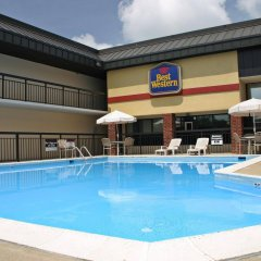 Отель Best Western Center Inn США, Вирджиния-Бич - отзывы, цены и фото номеров - забронировать отель Best Western Center Inn онлайн бассейн