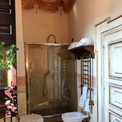 Отель Castello di Limatola Сан-Никола-ла-Страда ванная фото 2