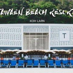 Отель Tawaen Beach Resort пляж фото 2