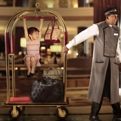 Отель Beach Rotana ОАЭ, Абу-Даби - 1 отзыв об отеле, цены и фото номеров - забронировать отель Beach Rotana онлайн гостиничный бар