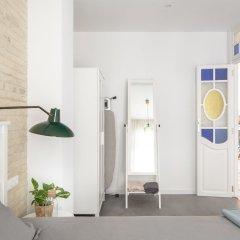 Отель Apartamento Familiar en Extramurs Испания, Валенсия - отзывы, цены и фото номеров - забронировать отель Apartamento Familiar en Extramurs онлайн комната для гостей фото 3