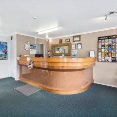 Отель Prince Motor Lodge интерьер отеля