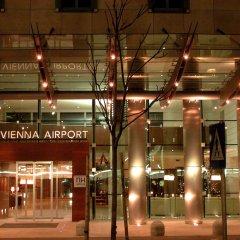 Отель Nh Wien Airport Conference Center Вена гостиничный бар
