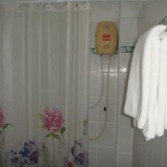 Отель Blu Mount Бангкок ванная