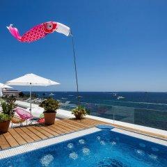 Отель Sud Ibiza Suites бассейн фото 2