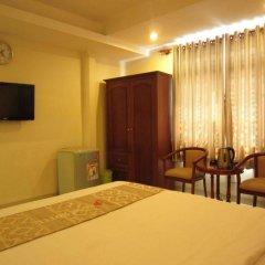 Отель Hoang Hoang Hotel Вьетнам, Хошимин - отзывы, цены и фото номеров - забронировать отель Hoang Hoang Hotel онлайн комната для гостей фото 5
