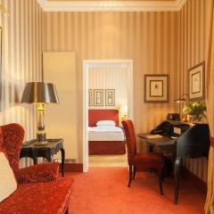 Romantik Hotel das Smolka комната для гостей фото 4