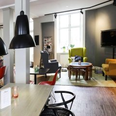 Отель Ibsens Hotel Дания, Копенгаген - отзывы, цены и фото номеров - забронировать отель Ibsens Hotel онлайн комната для гостей фото 2
