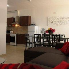 Отель Seashells Apartments Мальта, Буджибба - отзывы, цены и фото номеров - забронировать отель Seashells Apartments онлайн комната для гостей фото 4