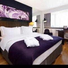 Отель Radisson Blu Hotel Lietuva Литва, Вильнюс - 5 отзывов об отеле, цены и фото номеров - забронировать отель Radisson Blu Hotel Lietuva онлайн комната для гостей фото 3