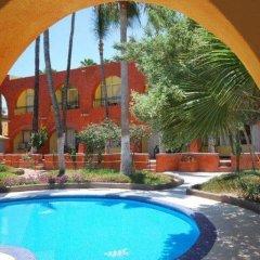 Отель Mar de Cortez Мексика, Кабо-Сан-Лукас - отзывы, цены и фото номеров - забронировать отель Mar de Cortez онлайн спортивное сооружение