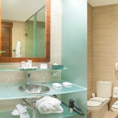 Отель Sercotel Sorolla Palace Валенсия ванная