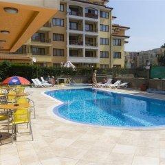 Hotel Darius Солнечный берег бассейн