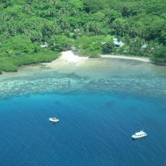 Отель Sau Bay Fiji Retreat - off Taveuni пляж
