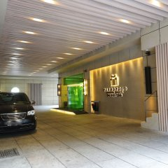 Metropolo Classiq Shanghai Jing'an Temple Hotel парковка