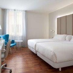 Отель NH Nacional Испания, Мадрид - 2 отзыва об отеле, цены и фото номеров - забронировать отель NH Nacional онлайн комната для гостей