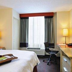 Отель Hampton Inn Manhattan Chelsea США, Нью-Йорк - отзывы, цены и фото номеров - забронировать отель Hampton Inn Manhattan Chelsea онлайн сейф в номере