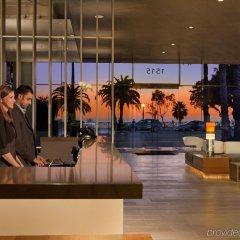 Отель SHORE Санта-Моника интерьер отеля