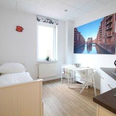 Отель Central Apartment Reeperbahn Германия, Гамбург - отзывы, цены и фото номеров - забронировать отель Central Apartment Reeperbahn онлайн в номере фото 2