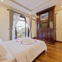 Отель Green Hill Villa Хойан комната для гостей фото 4