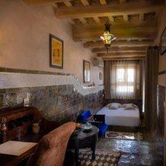 Отель Kasbah Dar Daif Марокко, Уарзазат - отзывы, цены и фото номеров - забронировать отель Kasbah Dar Daif онлайн интерьер отеля фото 3