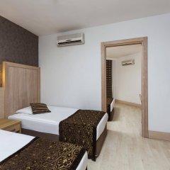 Отель Sultan of Side - All Inclusive Сиде комната для гостей