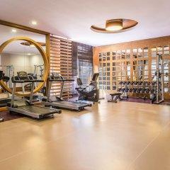 Отель Villa Side Residence - All Inclusive фитнесс-зал фото 3