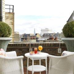 Отель Covent Garden Лондон балкон
