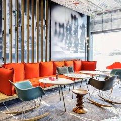 Ibis Hotel Hannover City интерьер отеля фото 2