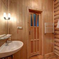 Гостиница Slovyanka Hotel Украина, Волосянка - отзывы, цены и фото номеров - забронировать гостиницу Slovyanka Hotel онлайн ванная