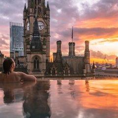 Отель King Street Townhouse Великобритания, Манчестер - отзывы, цены и фото номеров - забронировать отель King Street Townhouse онлайн бассейн фото 3