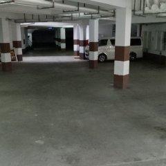 Апартаменты Everglow Apartment парковка