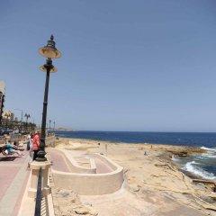 Отель Astra Hotel Мальта, Слима - 2 отзыва об отеле, цены и фото номеров - забронировать отель Astra Hotel онлайн пляж