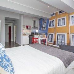Отель Emporium Lisbon Suites комната для гостей фото 3