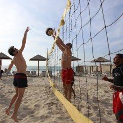 Отель Ramada Beach Аджман спортивное сооружение
