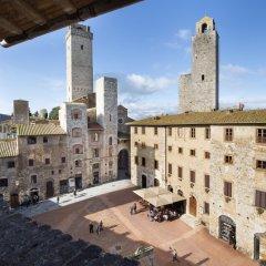 Отель La Cisterna Италия, Сан-Джиминьяно - 1 отзыв об отеле, цены и фото номеров - забронировать отель La Cisterna онлайн фото 3