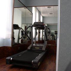 Отель C-Hotels Atlantic Милан фитнесс-зал фото 3