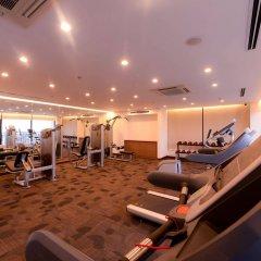 Отель The Ann Hanoi фитнесс-зал