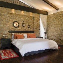 Отель Pavilions Himalayas Непал, Лехнат - отзывы, цены и фото номеров - забронировать отель Pavilions Himalayas онлайн комната для гостей фото 2