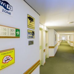 Bella Italia Hotel & Eventos интерьер отеля