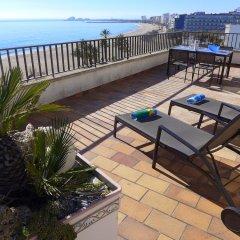 Отель Apartamento Castell - A175 Испания, Курорт Росес - отзывы, цены и фото номеров - забронировать отель Apartamento Castell - A175 онлайн пляж