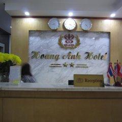 Hoang Anh Cau Giay 3 Hotel Ханой интерьер отеля