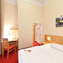 Отель Novum Hotel Gates Berlin Charlottenburg Германия, Берлин - 13 отзывов об отеле, цены и фото номеров - забронировать отель Novum Hotel Gates Berlin Charlottenburg онлайн комната для гостей фото 3
