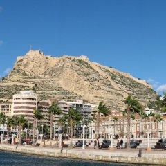 Отель Alicante San Nicolás пляж фото 2