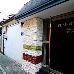 Отель Insadong Hostel Южная Корея, Сеул - 1 отзыв об отеле, цены и фото номеров - забронировать отель Insadong Hostel онлайн вид на фасад