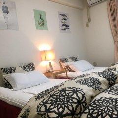 Отель Guest House Hokorobi Фукуока комната для гостей фото 3