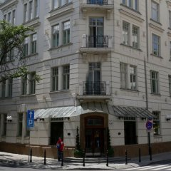 Отель Rialto Польша, Варшава - 8 отзывов об отеле, цены и фото номеров - забронировать отель Rialto онлайн фото 2