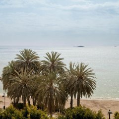 Hotel Don Quijote пляж